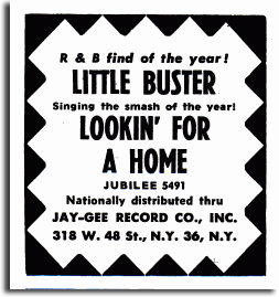 buster ad