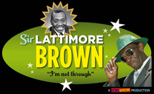 Sir Lattimore Brown